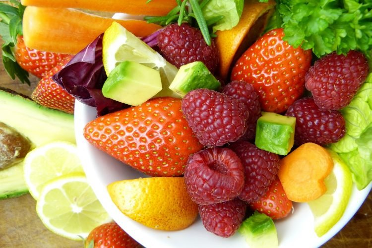 Choosing Fresh Fruits and Vegetables