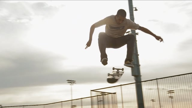 A Skateboarder's Dream