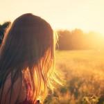 Beauty When Sunset