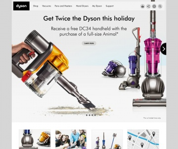 Get twice the Dyson this holiday