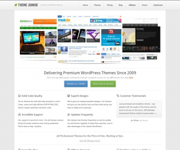 eStudio – Responsive Business Theme