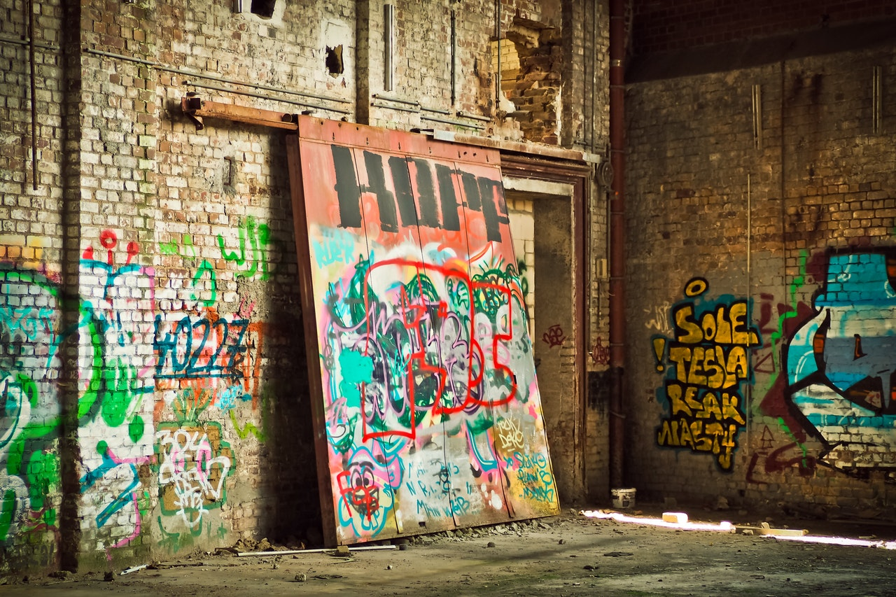 Colorfull Graffiti