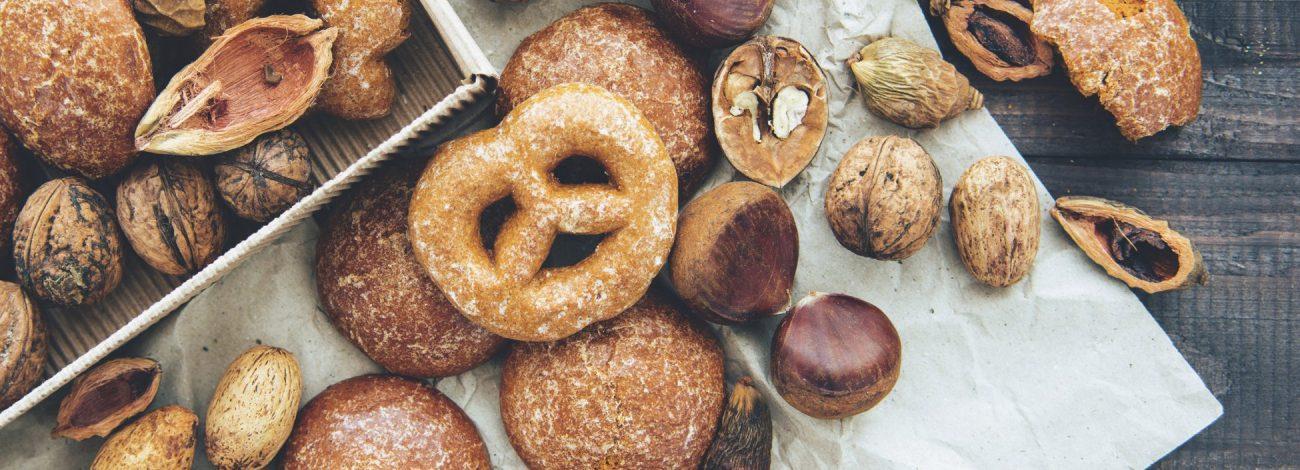 Fast Healthy Nut & Breakfast Cookies