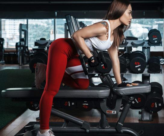 Meet Fitness Ambassador Grace