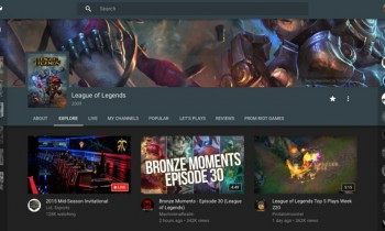 YouTube creates gaming platform