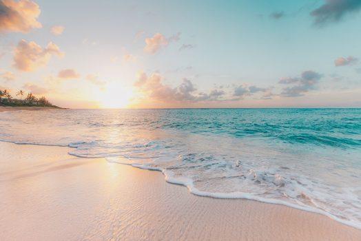 Beautiful Beach In Bali