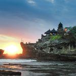 Beautiful Sunset In Bali