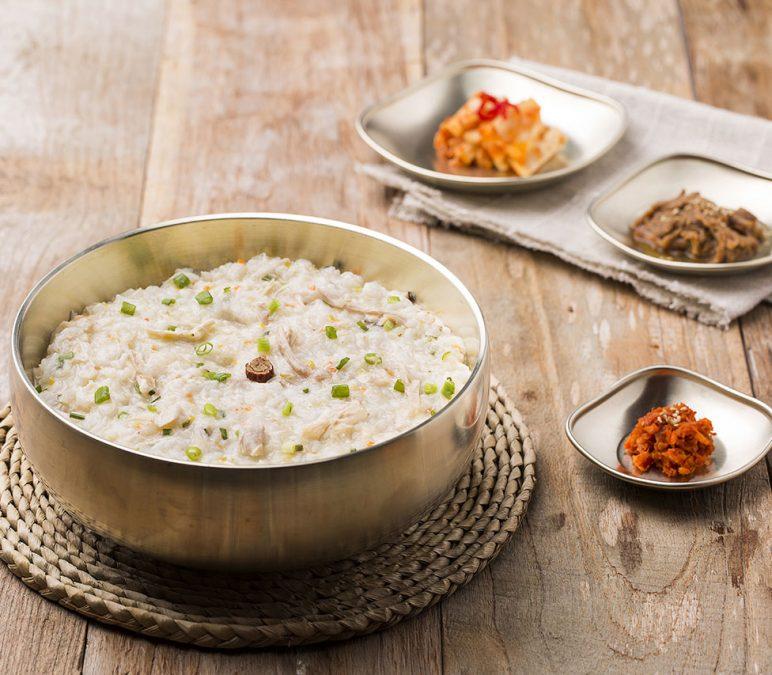 Korean Mixed Rice With Kimchi