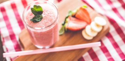 Fresh and Yummy Smoothie
