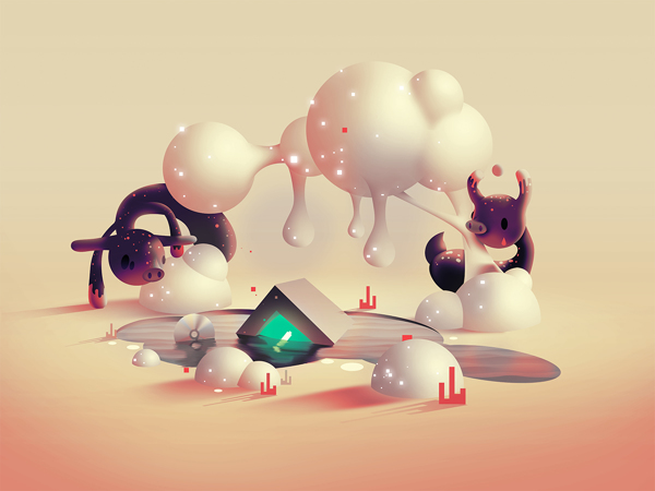 Clouds & Gradients