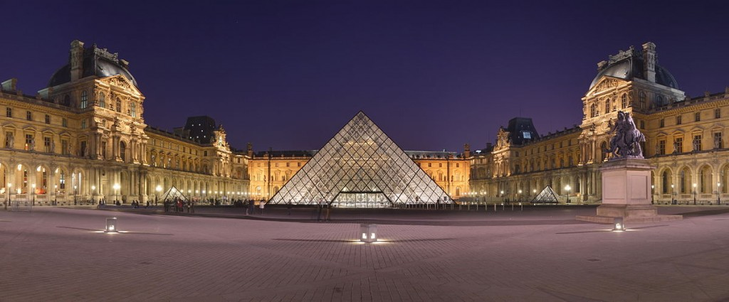 """Louvre Museum Wikimedia Commons"" by Benh LIEU SONG"