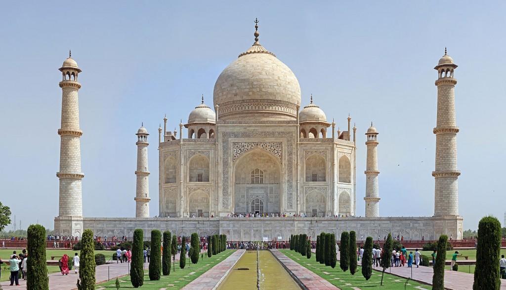 """""""Taj Mahal 2012"""" by Muhammad Mahdi Karim - Wikipedia"""