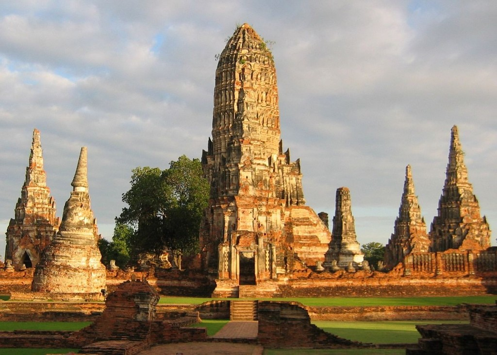 """""""WatChaiwatthanaram"""" by G2nfreeb - Wikipedia"""