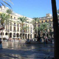 Barcelona – Plaça Reial