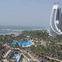 Wild Wadi – outdoor water park