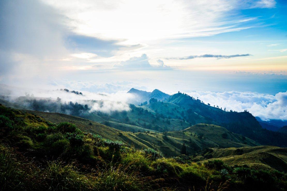 Mount Rinjani, Pretty!