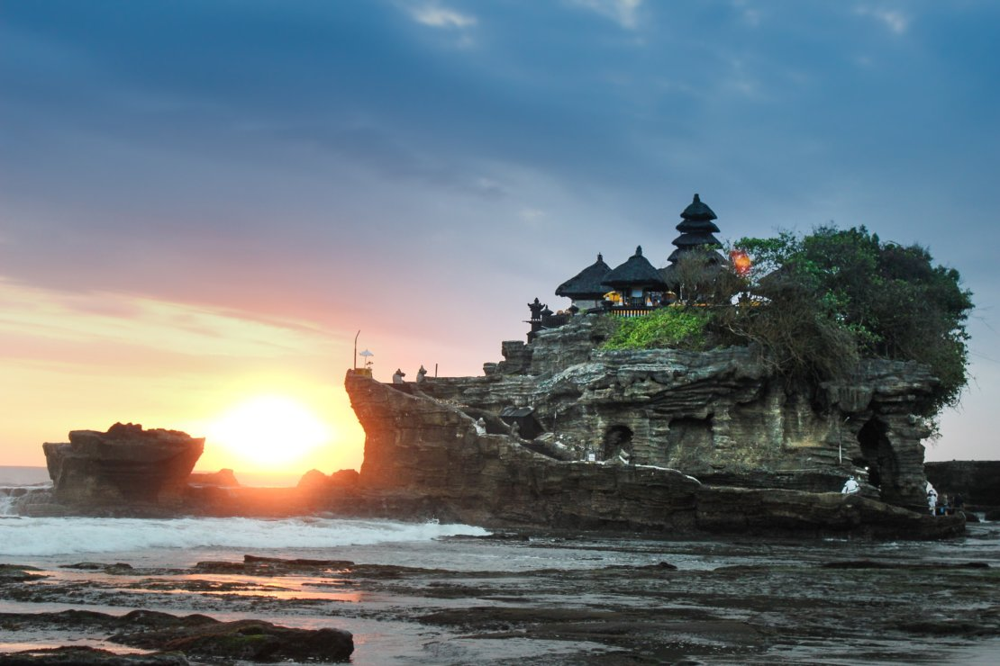 Bali Temple, Hot Place