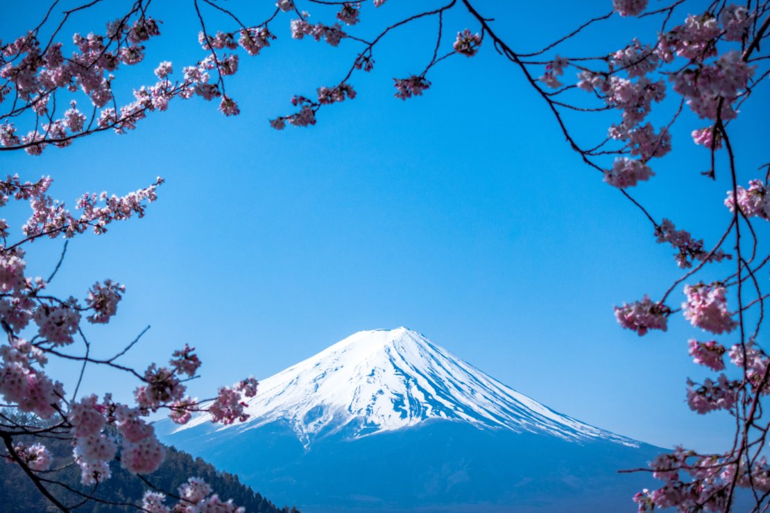 The Beautiful of Fuji Mountain
