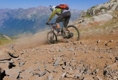 Braving the World's Longest Downhill Bike Race